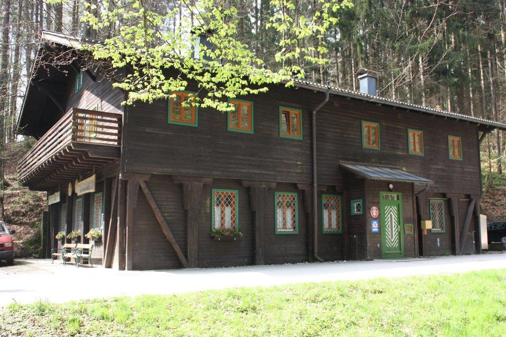 Unser Pfadfinderheim